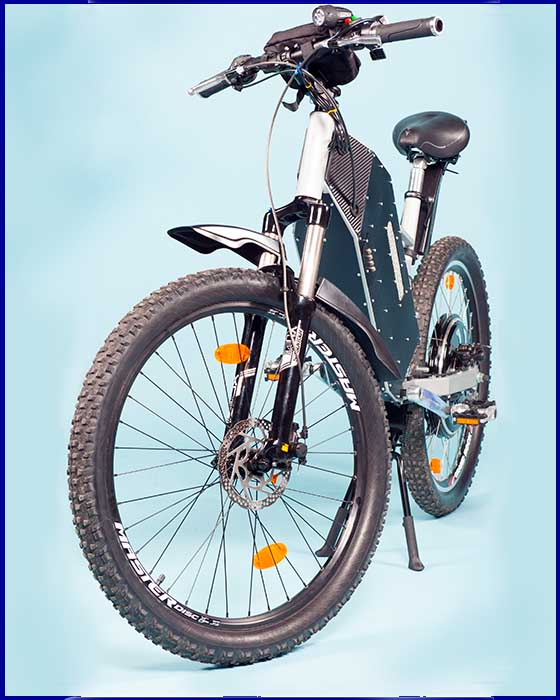 Etron ELECTRIC BICYCLE